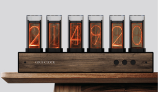 Gixie Clock BlueSky